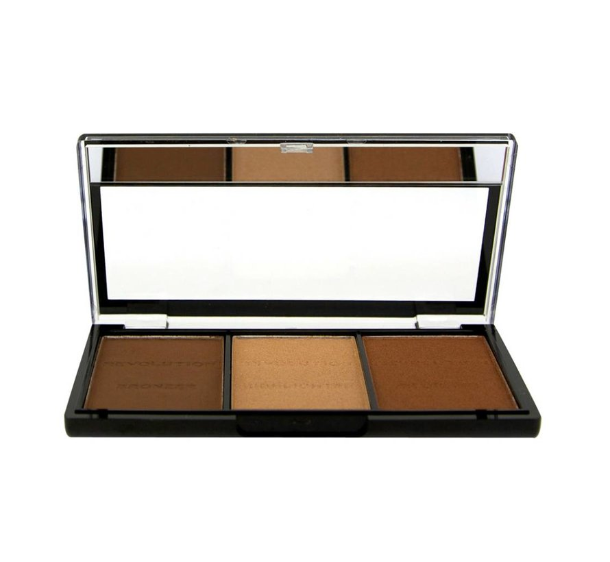 Ultra Sculpt & Contour Kit - Ultra Light/Medium