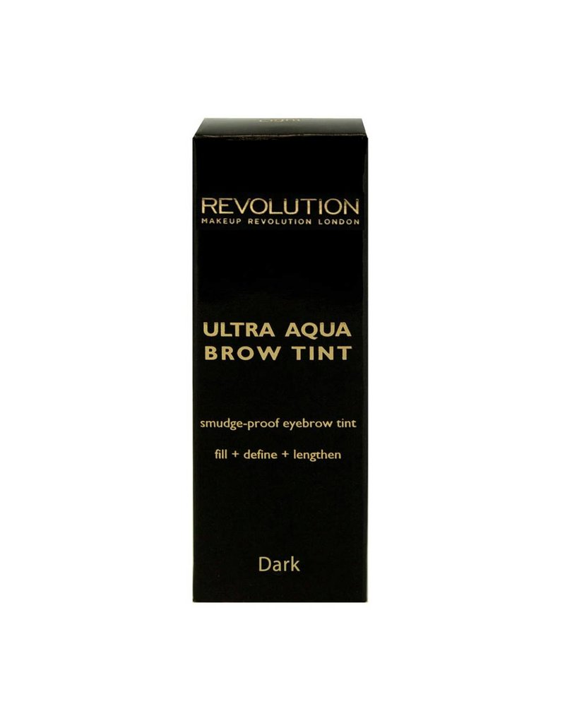 Makeup Revolution Ultra Aqua Brow Tint - Dark 4
