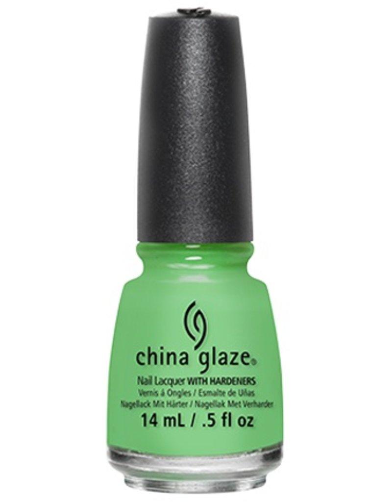 China Glaze - Be More Pacific - Nagellak