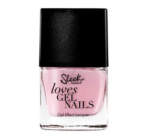 Sleek MakeUP Loves Gel Nails - Sugar Coat Me - Gel Nagellak