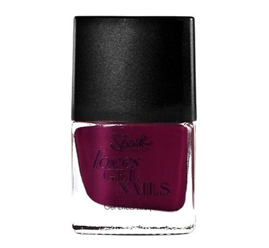 Loves Gel Nails - Purplesque - Gel Nagellak