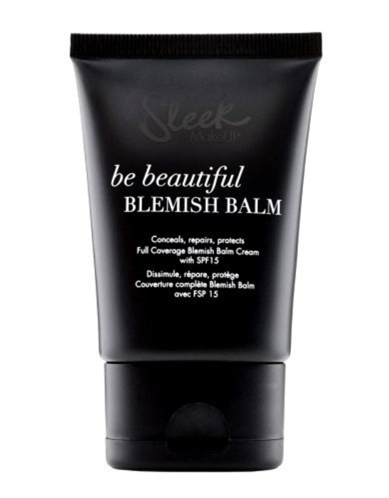 Sleek MakeUP Be Beautiful Blemish Balm - Light - BB Cream