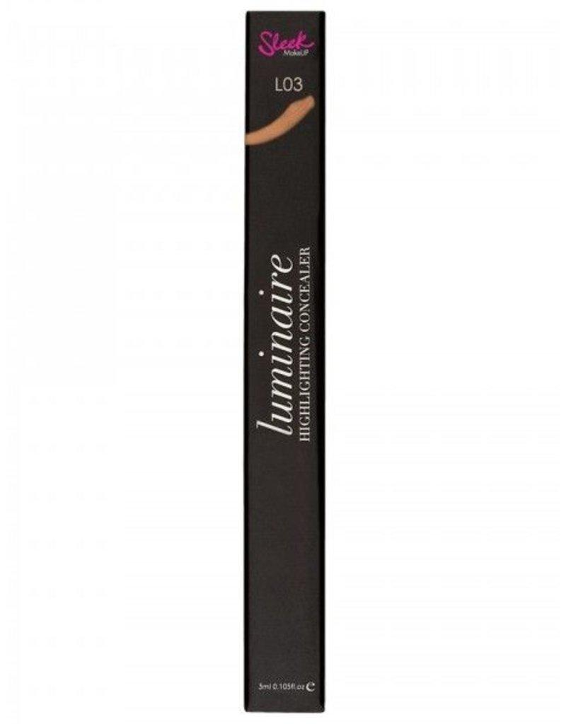 Sleek MakeUP Luminaire Highlighter Concealer - L03