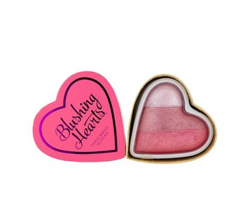 Makeup Revolution Blushing Hearts Blusher Bursting with Love