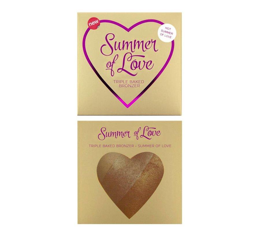 Blushing Hearts Bronzer Hot Summer of Love - Bronzer