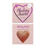 Makeup Revolution Blushing Hearts Blusher Iced Hearts - Blusher