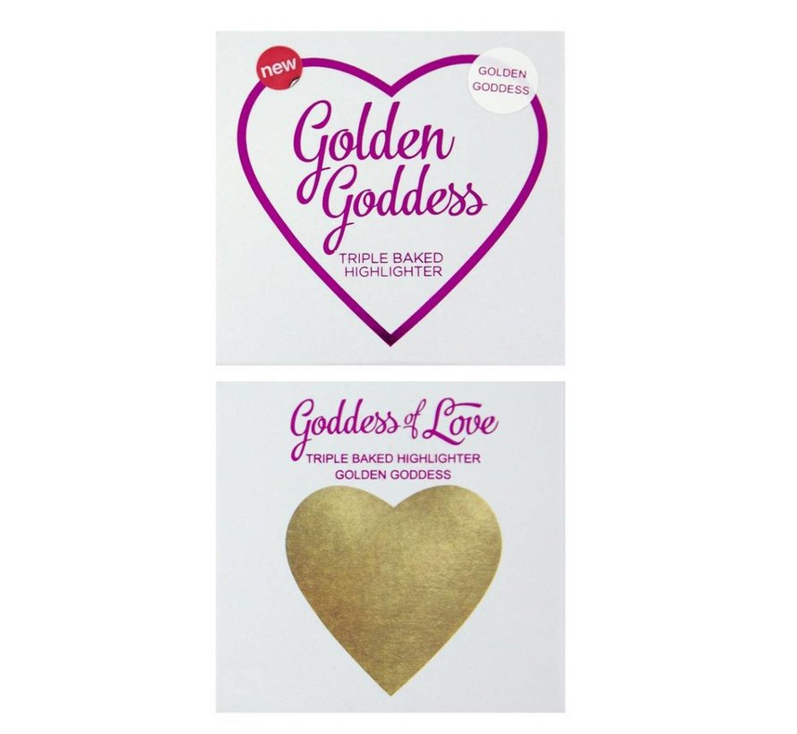 Blushing Hearts Highlighter Golden Goddess - Highlighter