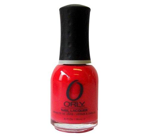 Orly - Rock On Red - Nagellak