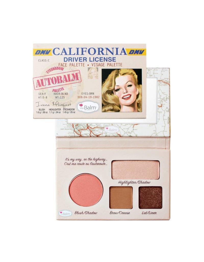 theBalm AutoBalm California - Palette