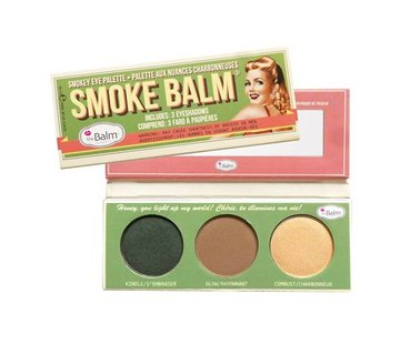 theBalm Smoke Balm #2 - Smokey Eye Palette