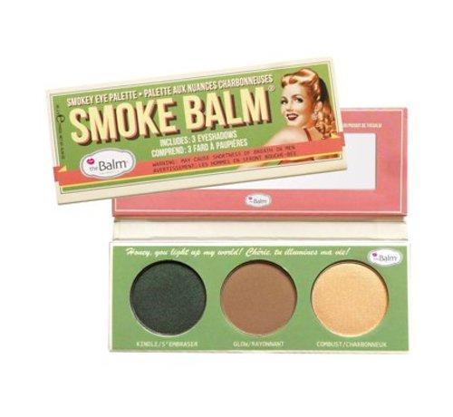theBalm Smoke Balm #2 - Smokey Eye Palette - Oogschaduw