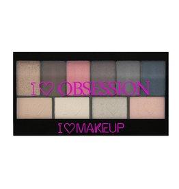 Makeup Revolution I Heart Obsession Palette - Paris