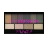 Makeup Revolution I Heart Obsession Palette - West End Girls