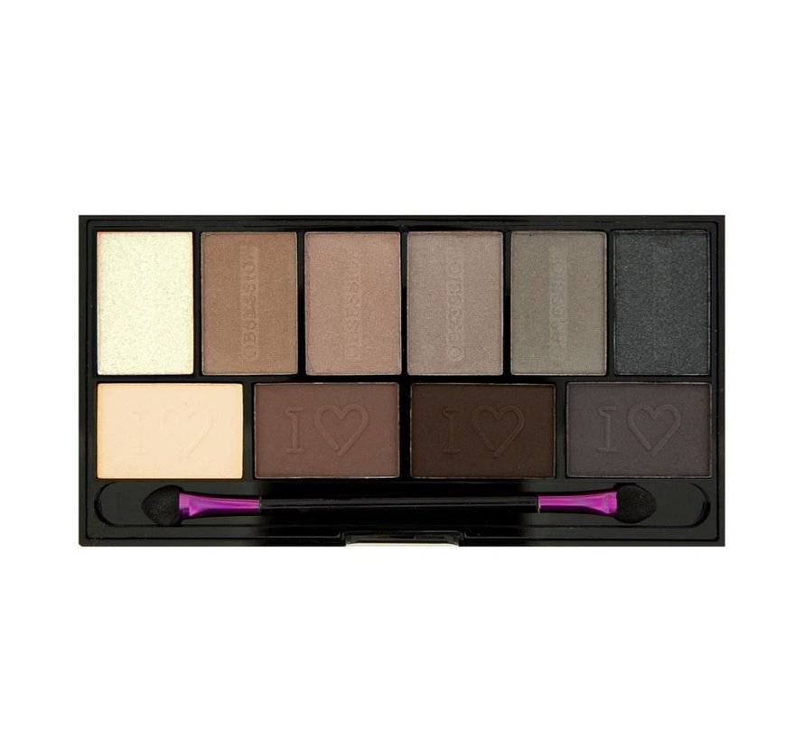 I Heart Obsession Palette - Born to Die - Palette