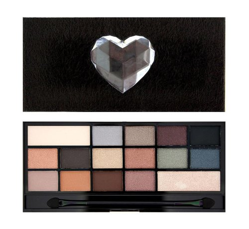 Makeup Revolution Wonder Palette Naked Underneath Faux Fur - Oogschaduw