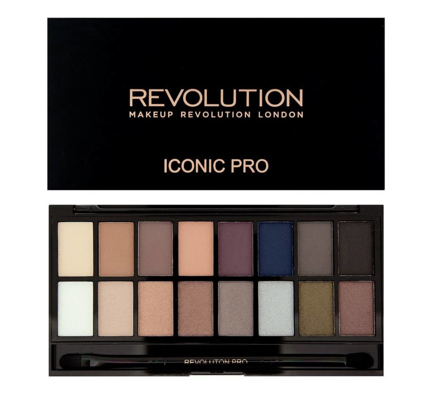 Salvation Palette Iconic Pro 2 - Oogschaduw