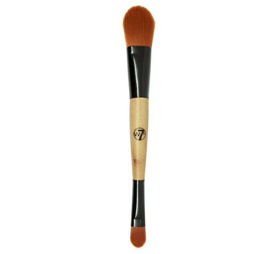 Duo Foundation & Concealer Brush