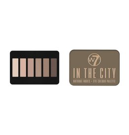W7 Make-Up In the City Palette