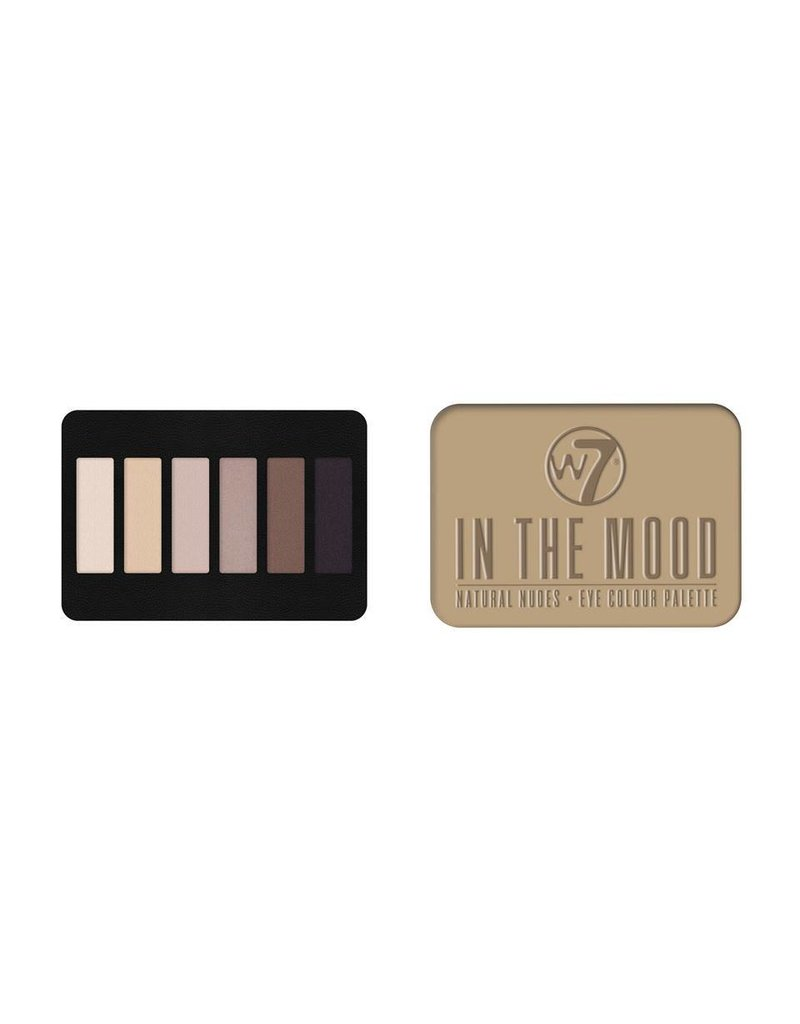 W7 Make-Up In the Mood Palette - Oogschaduw