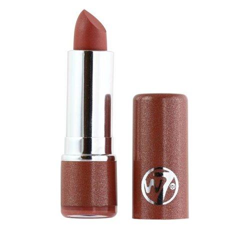 W7 Make-Up Fashion Lipstick Nudes - Suede - Lippenstift