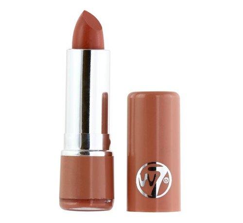 W7 Make-Up Fashion Lipstick Nudes - Latte - Lippenstift