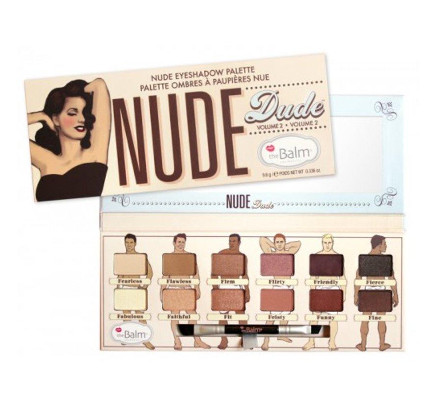 Nude Dude - Oogschaduwpalette