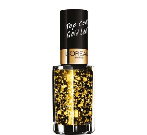 L'Oréal Color Riche Le Vernis - 920 Gold Leaf Top Coat