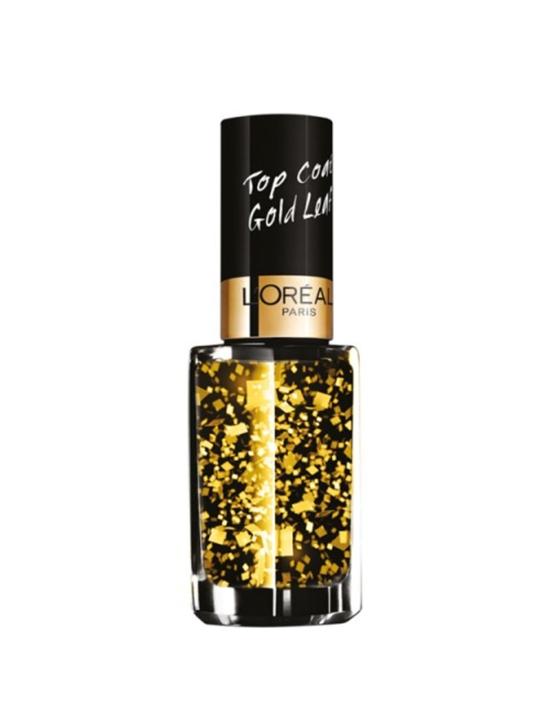 L'Oréal Color Riche Le Vernis - 920 Gold Leaf Top Coat