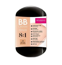 Bourjois 8 in 1 BB Cream - 24 Light Bronze