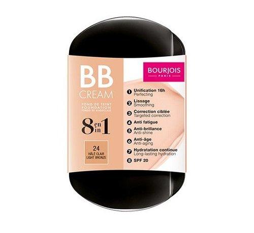 Bourjois 8 in 1 BB Cream - 24 Light Bronze - Foundation