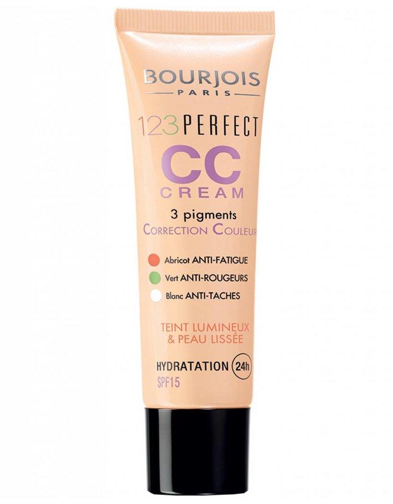 Bourjois 123 Perfect CC Cream - Bronze - Foundation