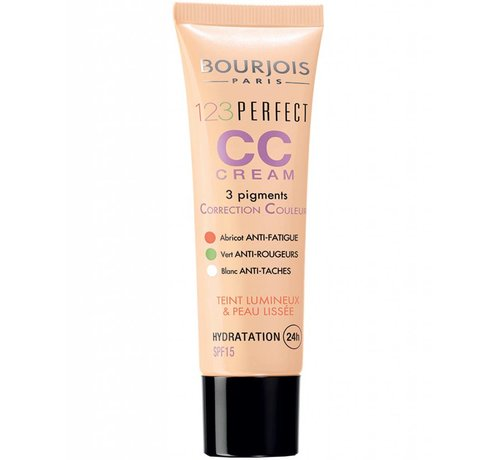 Bourjois 123 Perfect CC Cream - 33 Rose Beige - Foundation