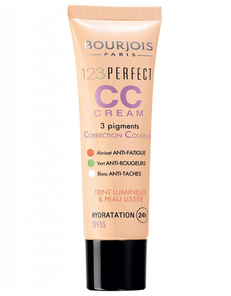 Bourjois 123 Perfect CC Cream - Light Beige - Foundation