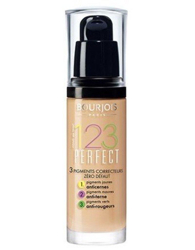 Bourjois 123 Perfect - 52 Vanilla - Foundation