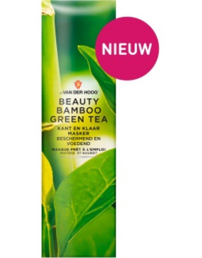 Dr. Van Der Hoog Bamboo Green Tea Masker - Gezichtsmasker