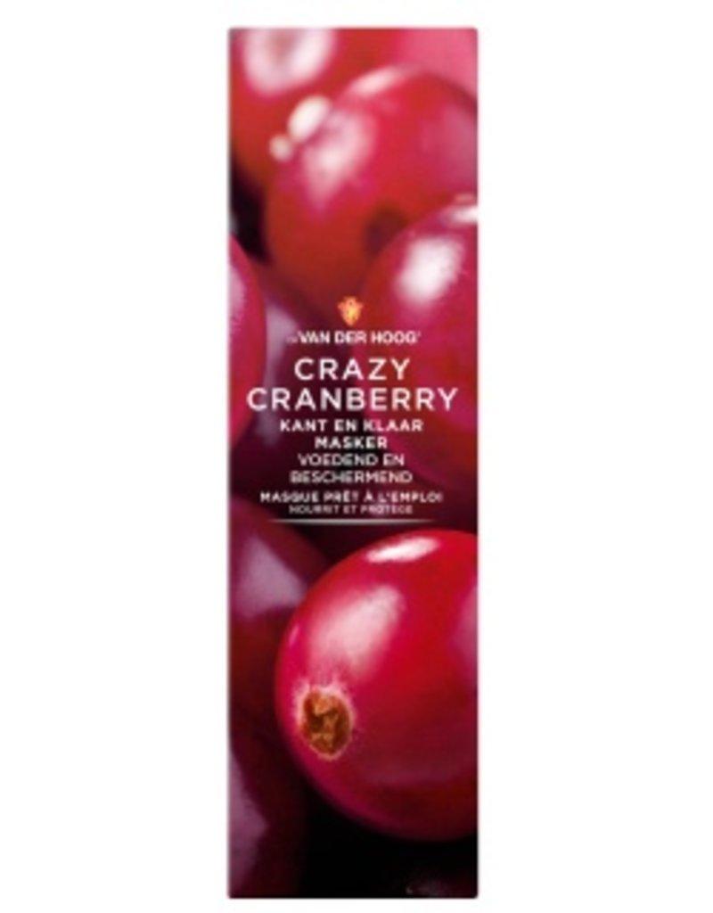 Dr. Van Der Hoog Crazy Cranberry Masker - Gezichtsmasker