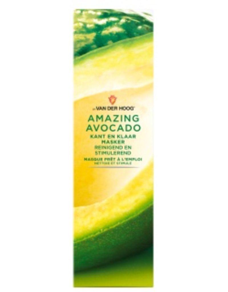 Dr. Van Der Hoog Amazing Avocado Masker - Gezichtsmasker