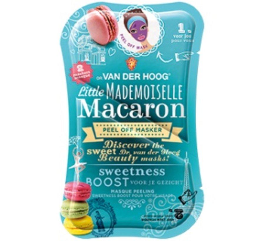 Little Mademoiselle Macaron Masker 2x 8 ml - Gezichtsmasker