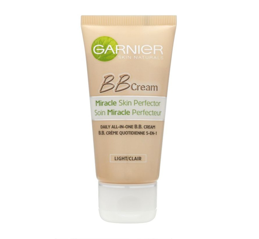Skin Naturals Miracle Skin Perfector BB Cream - Light