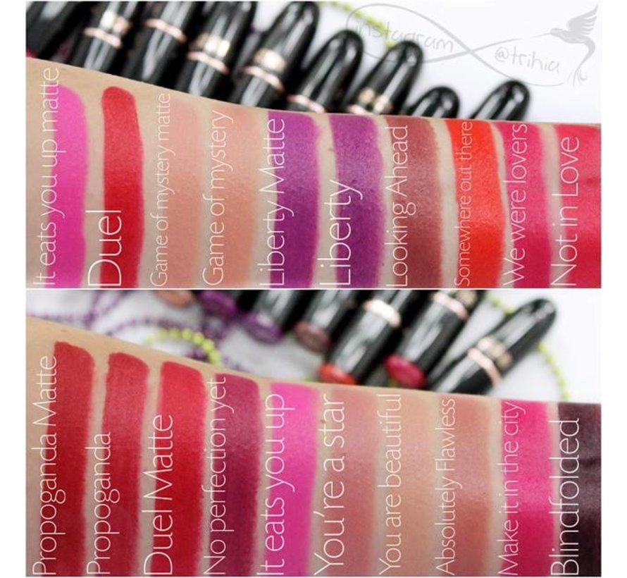 Iconic Pro Lipstick - Duel Matte - Lippenstift