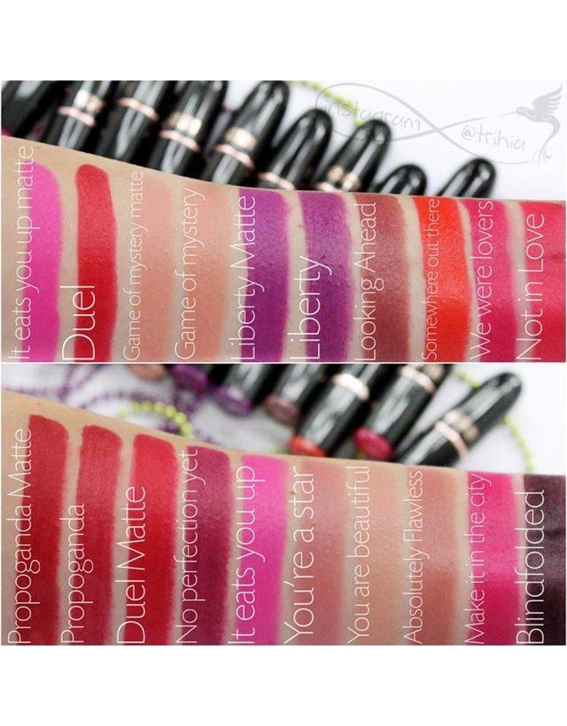 Makeup Revolution Iconic Pro Lipstick - Game of Mystery Matte - Lippenstift