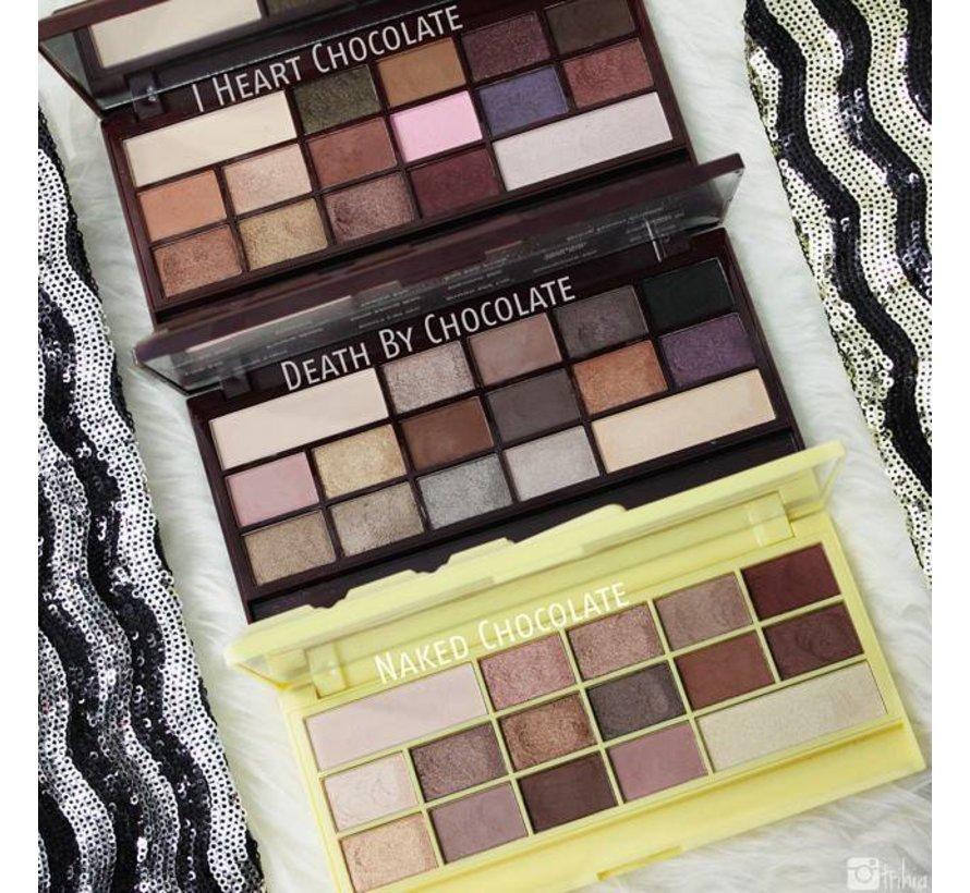 Wonder Palette Naked Chocolate - Oogschaduw