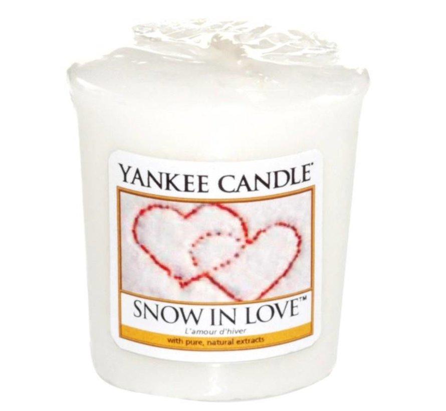 Snow In Love - Votive