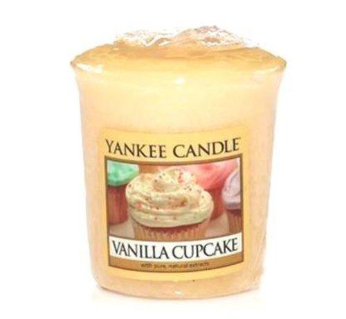 Yankee Candle Vanilla Cupcake - Votive