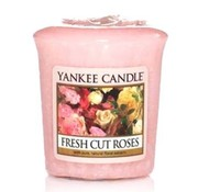 Yankee Candle Fresh Cut Roses - Votive