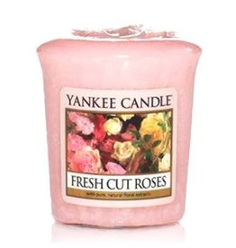 Yankee Candle Fresh Cut Roses - Votive