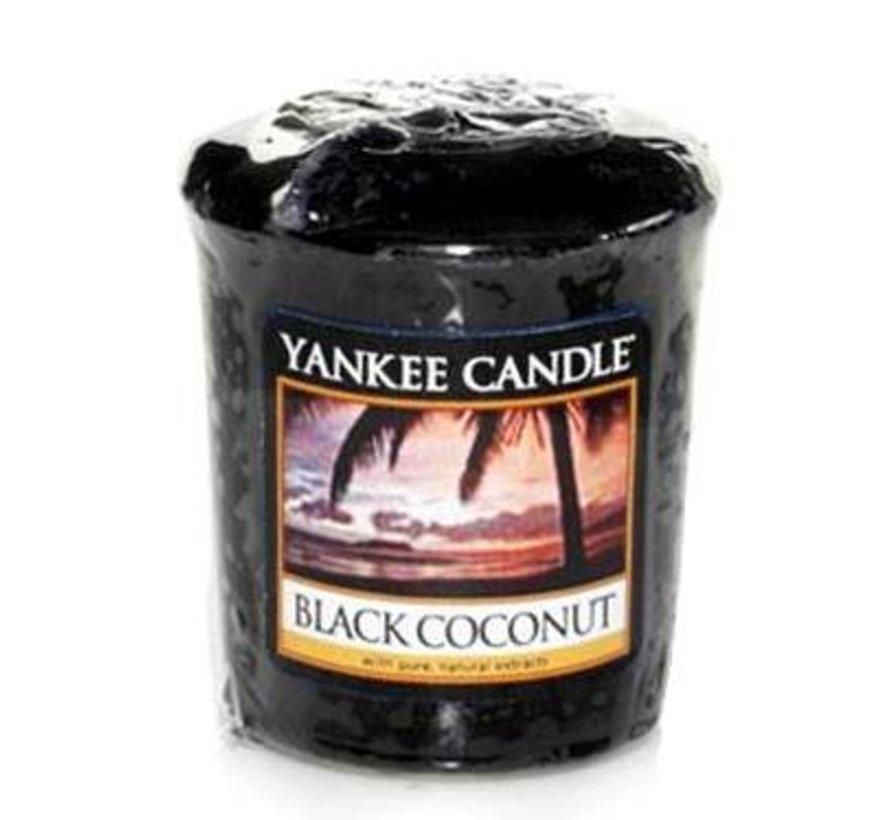 Black Coconut - Votive