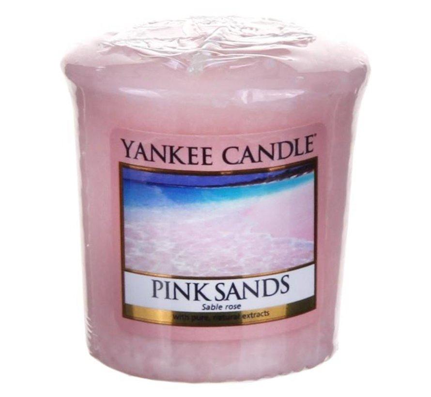 Pink Sands - Votive