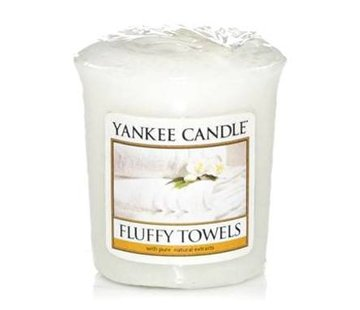 Yankee Candle Fluffy Towels - Votive
