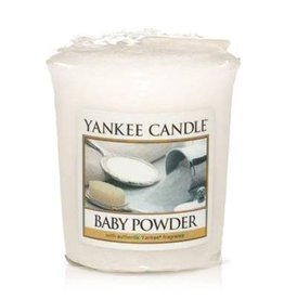 Yankee Candle Baby Powder - Votive